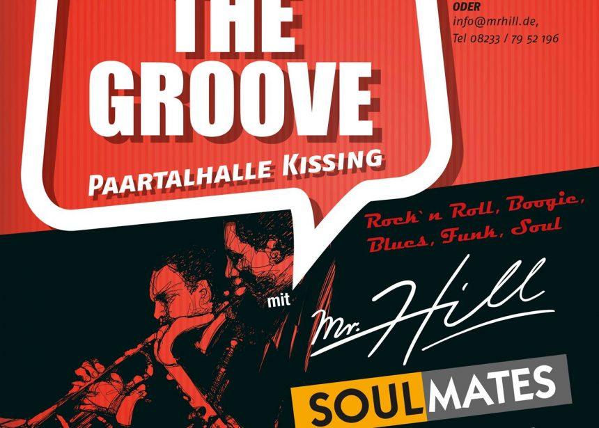 Kissing The Groove 28.3.2015 Übersetzung anzeigen