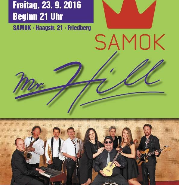 …tolle Party im Samok