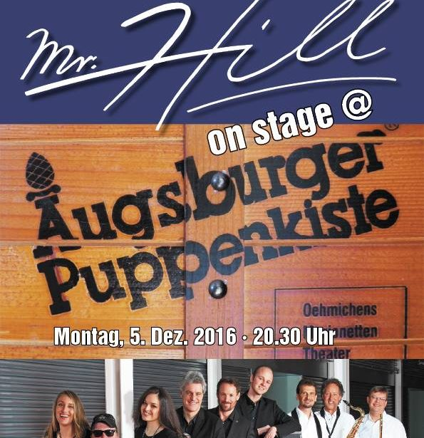 Mr.Hill X-Mas Show in der Puppenkiste