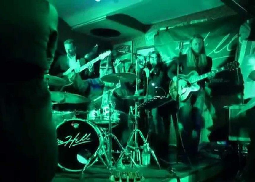 Mr Hill im Stegerbräu Soundkeller