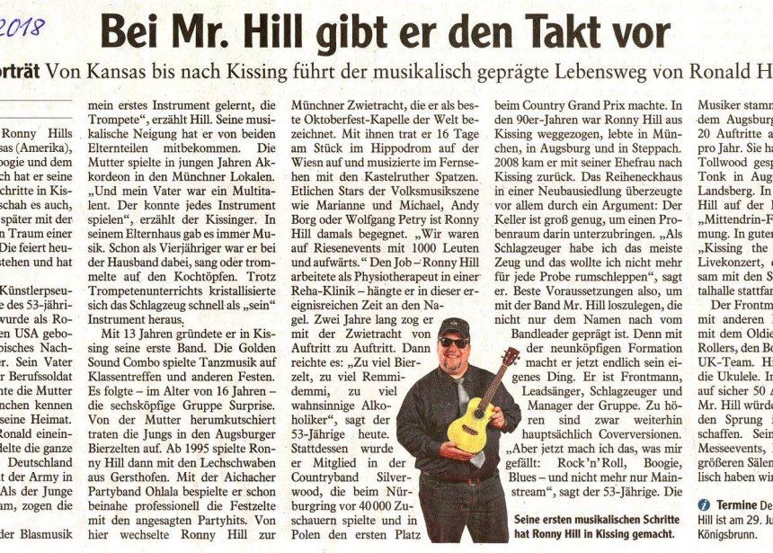 """10 Jahre Mr.Hill, """"Jubiläumsartikel"""".   (Leider kann das dazugehörige Bild aus U…"""